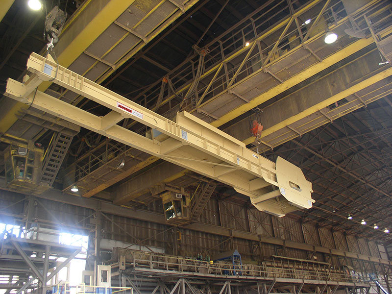 Consteel Slipstick Conveyor - Triple/S Dynamics