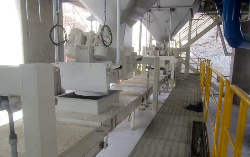 Slipstick Industrial Conveyors - Dust Control - Triple/S Dynamics