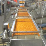 Conveying and Accumulating Snack Crackers | SSS Dynamics